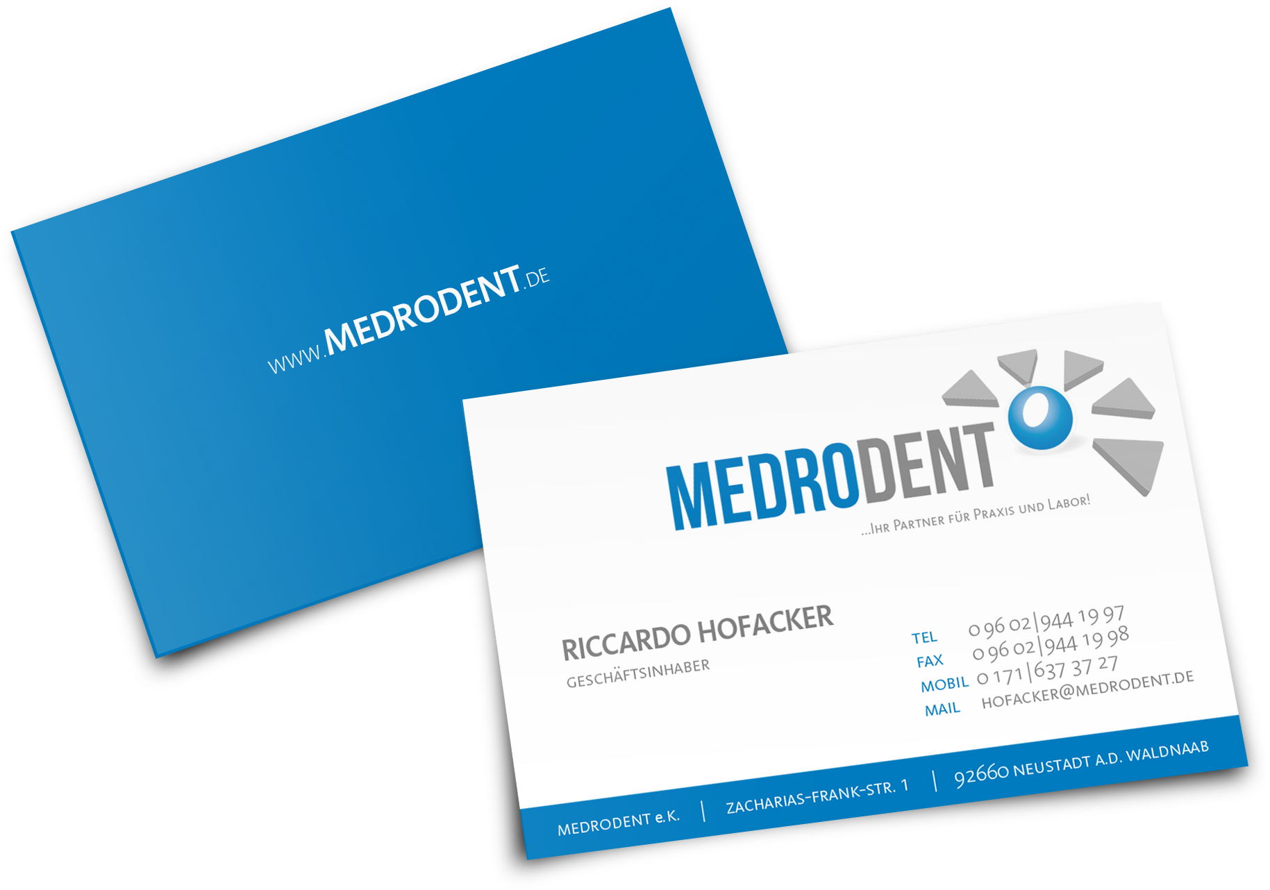 Corporate Design - Medrodent